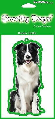 Border Collie Fragrant Air Freshener