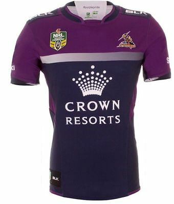 Melbourne Storm NRL Home Jersey 'Select Size' S-7XL BNWT5