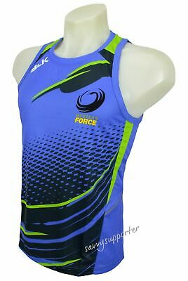Western Force Training Singlet 'Select Size' S-7XL BNWT5