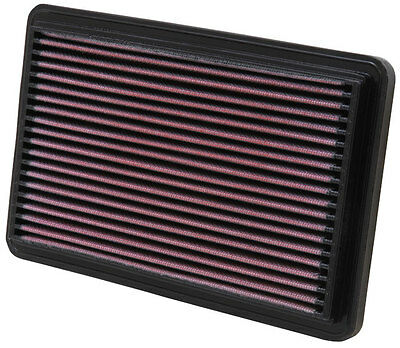 K&N Air Filter Element 33-2134 (Performance Replacement Panel Air Filter)