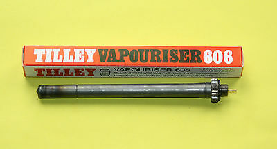 "Genuine New Tilley 606 5"" vapouriser with cleaning wire for lanterns/lamp"