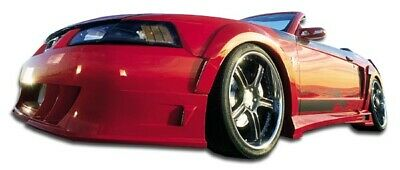 1999-2004 Ford Mustang Couture Demon Front Fender Flares - 2 Piece Body Kit