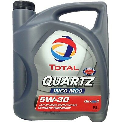 5 Liter Total Quartz Ineo MC3 5W-30
