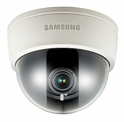 Samsung New SCD-2080 - Day & Night Varifocal Dome Camera