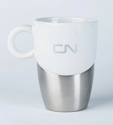 Canadian National Railway (CN/CNR) Double Dipper Coffee Mug