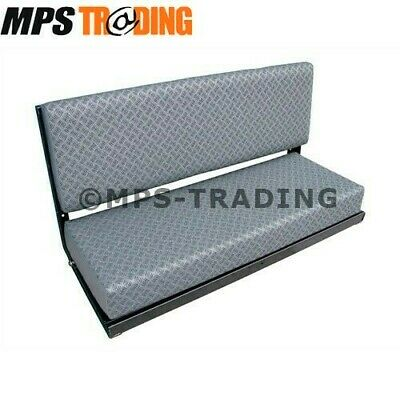 Land Rover Series 2 2A 3 Swb 'Techno' Rear Bench Seat 810Mm Wide - 320737T Bp