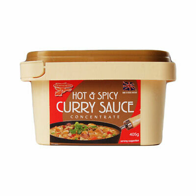 Goldfish - Chinese Hot & Spicy Curry Sauce