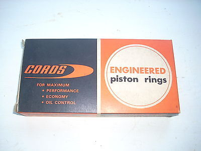 VW 1500 N S 311 341 1961-65 piston ring set STD with 2.5mm compression rings.