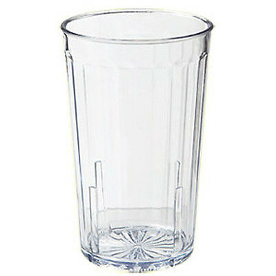 GET 12 oz. Clear Tumbler - Case of 72; Model# 8812-1-CL
