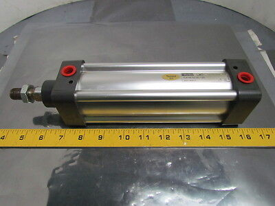 Parker Pneumatic Air Cylinder 50mm Bore 125mm Stroke Magnetic Piston