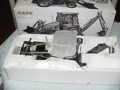 Ertl 1/16 Case 580 Super M Series 2 50Th Anniversary Le Precision Backhoe