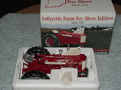Speccast 1/16 Ih Farmall 450 Brass Tacks Demonstrator Se Tractor 2002 Lfts