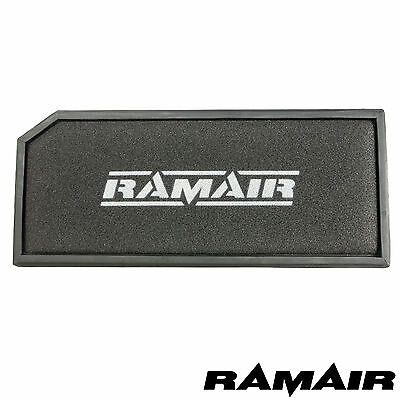 Ramair Replacement Panel Air Filter for VW Golf GTi R MK5 Audi A3 S3 Leon TFSI