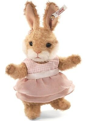 Steiff 034589 Valerie Rabbit Blond LE