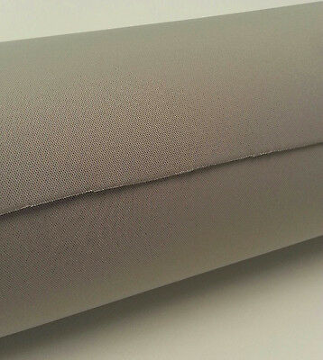 "Auto Headliner Upholstery Fabric Kit with Glue 108 "" x 60 "" Light Gray Knit"