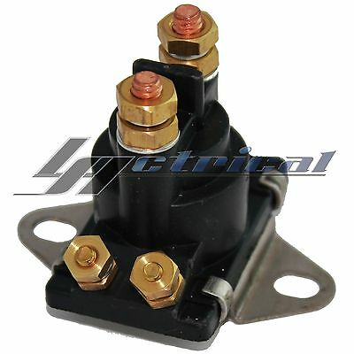 1980 1982 1983 NEW HD SWITCH RELAY SOLENOID For MERCURY Outboard 90HP 90 HP Eng