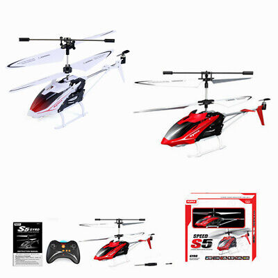 Syma S107G/ S5 3Channel Indoor Helicopter Infrared Remote Control Motion Sensor