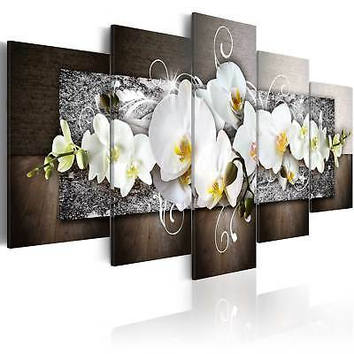 Large Canvas Wall Art Print + Image + Picture + Photo Flower 020110-157