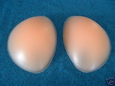 Silicone Breast Bra Insert Padded Form,A Cup