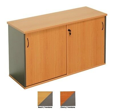 Rapidline Rapid Worker Sliding Door Credenza Office Furniture