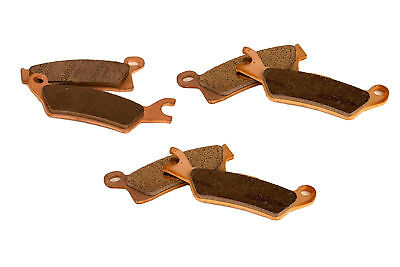 2015 2016 Can-Am Outlander 1000 XMR Front & Rear Severe Duty Brake Pads
