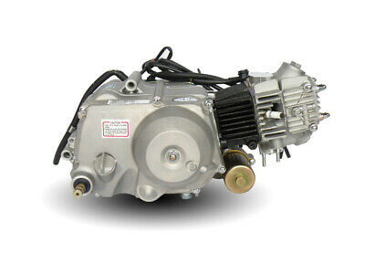 New Lifan 50Cc E-Start Engine, 4 Speed Semi-Auto, Suits All Pitbikes, Thumpsters
