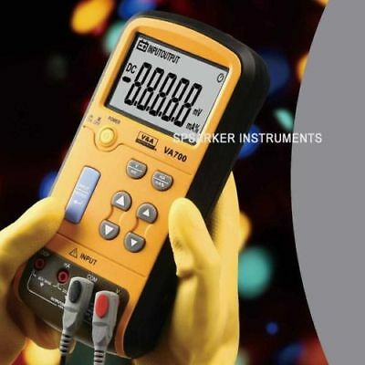 Process Calibrator Thermocouple J,K,T,E,R,S,B,N710