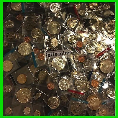 ESTATE SALE LOT OLD US PROOF and UNCIRCULATED COINS ✯SILVER GOLD  4 ✯FREE BONUS✯