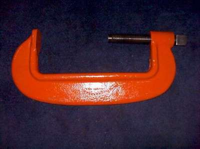 """1 Heavy duty Armstrong No 22""""  C Clamp"""
