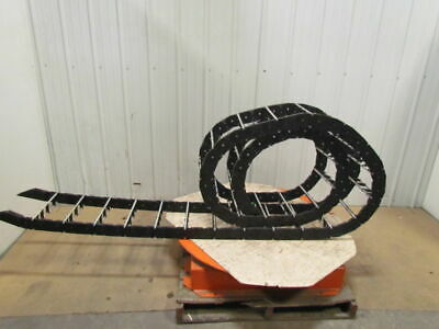 "Kabelschlepp OKSO Chain Cable Holder Cable/Hose Carrier 12"" Wide x 21'-6"" Long"