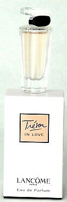Tresor in Love Lancome Eau de Parfum Mini Bottle Splash 5 ml.(sku:16020)