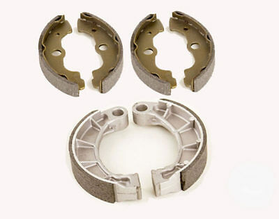 2003 2004 Honda TRX 450 ES Foreman Front And Rear Brake Shoes