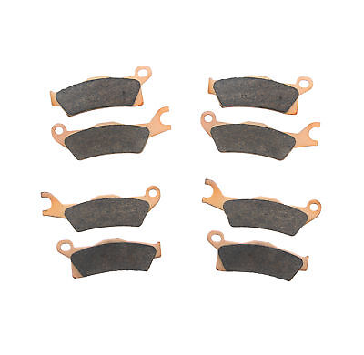 Brake Pads for Can-Am Renegade 1000 XXC 2012-14 Front & Rear Brakes Race-Driven