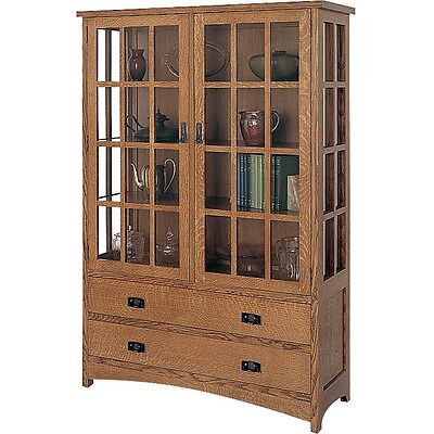 Arts & Crafts Hutch Hardware Kit and Plan  - Media   Woodworking Plans   Indo...