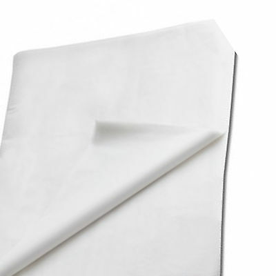 1000 SHEETS OF WHITE ACID FREE TISSUE PAPER 18 x 28 (457MM X 700MM) SAFARI BRAND