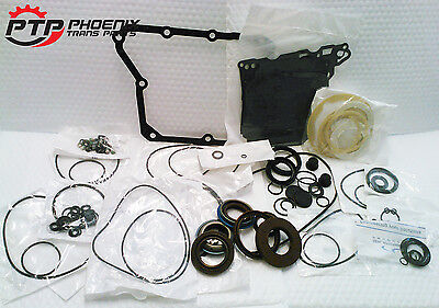 AW55-50SN AW55-51SN RE5F22A Transmission Gasket and Seal Rebuild Kit 2000 and Up