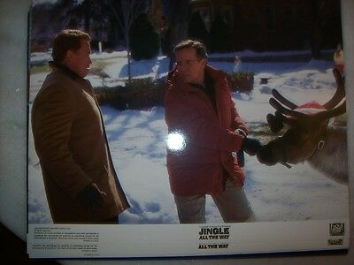 Lobby Cards - Jingle All The Way - Schwarzenegger - Complete 8 Photos - Usa