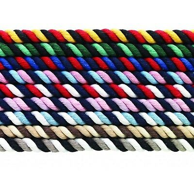 Deluxe Cotton Lead Rope