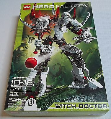 LEGO Hero Factory Witch Doctor Bionicle 2283 New