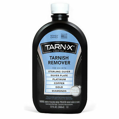 Jelmar Tarn-X TX-6 - 12oz Bottle of Tarn-X Tarnish Remover