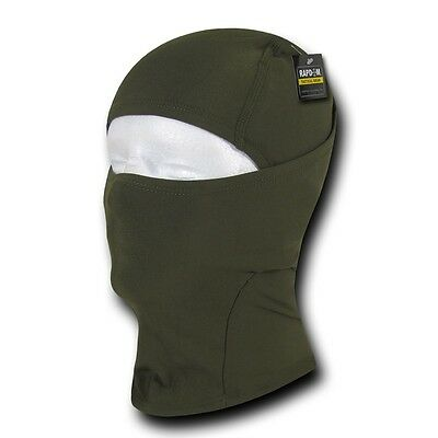 Olive Convertible Balaclava Tactical Military Cold Weather Head Neck Face Mask
