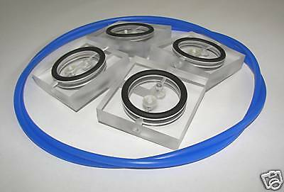 Vacuum Clamps 2-Sided - Table, Pods, Cnc & Woodworking
