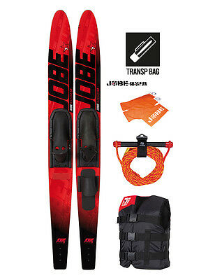 "Pack Junior Skis nautiques tout compris Package Allegre  59"" (150cm)"
