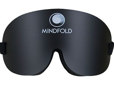 Mindfold Mindfold Relaxation Mask - Black