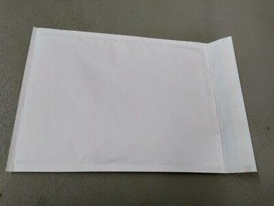 100 Enveloppes à bulles blanches gamme PRO taille B//2 format utile 110x215mm