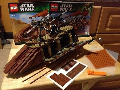 Lego Star Wars - 75020 - Jabba's Sail Barge