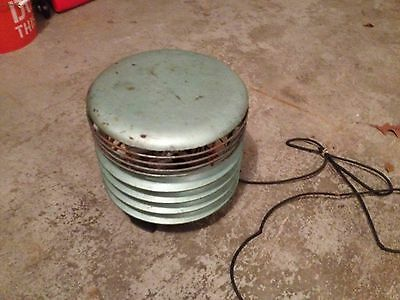 Vintage Antique Westinghouse hassock fan ball motor