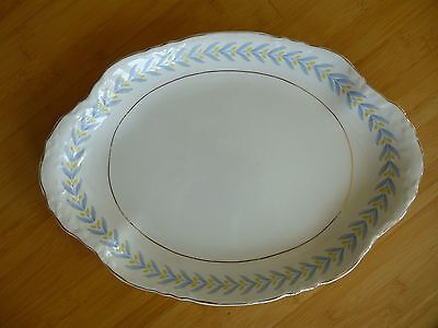 Large Oval Platter in Apollo by WS George