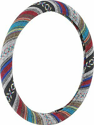 BRAND NEW! Bell Automotive Baja Blanket Steering Wheel Cover – Fits Most Cars