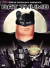 Bat Thumb (DVD, 2002, Special Edition) no reserve price